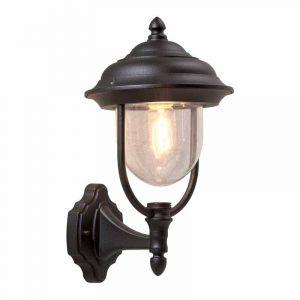 Konstsmide Wandlamp Parma Zwart 7223-750