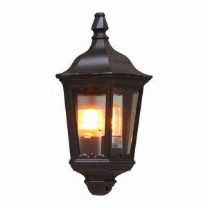 Konstsmide Wandlamp Firenze Zwart 7229-750