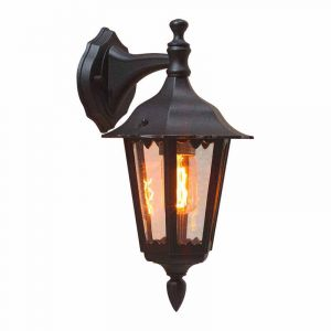 Wandlamp Firenze Zwart van Konstsmide