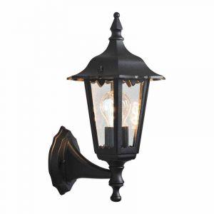 Konstsmide Wandlamp Firenze Zwart 7232-750