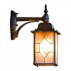 Wandlamp Milano Zwart van Konstsmide