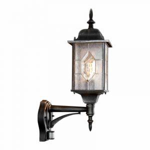 Konstsmide Wandlamp Milano Zwart 7268-759