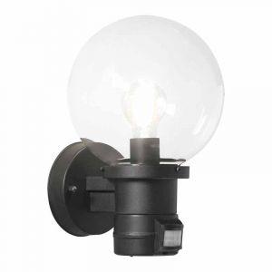 Konstsmide Wandlamp Nemi Zwart 7321-750