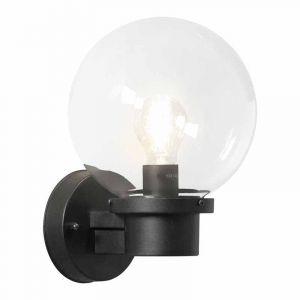 Konstsmide Wandlamp Nemi Zwart 7335-750