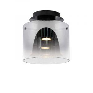 Lucide Plafondlamp Owino Gerookt 74102/20/65