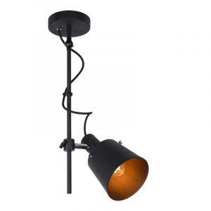 Lucide Spotlamp Quinny Zwart 74107/11/30