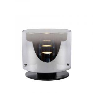 Lucide Tafellamp Owino Gerookt 74502/20/65