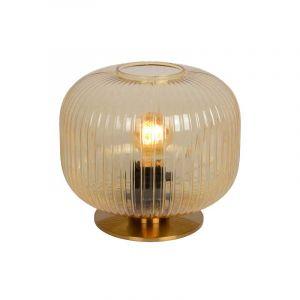 Lucide Tafellamp Virgil Amber 74511/01/62