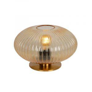Lucide Tafellamp Virgil Amber 74512/01/62
