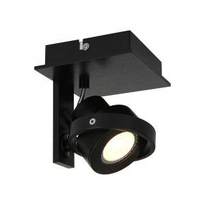 Steinhauer Spotlamp Quatro Zwart 7549ZW