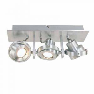 Steinhauer Spotlamp Quatro 3-lichts Metaal 7551ST