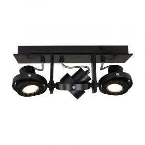 Steinhauer Spotlamp Quatro 3-lichts Zwart 7551ZW