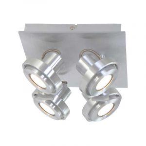 Steinhauer Spotlamp Quatro 4-lichts Metaal 7552ST
