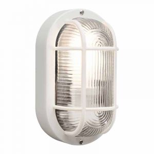 Konstsmide Wandlamp Elmas Wit 7650-200