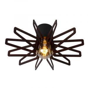 Lucide Plafondlamp Zidane Zwart 77184/45/30