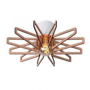 Lucide Plafondlamp Zidane Wit 77184/45/31