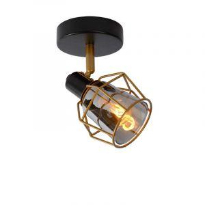 Lucide Spotlamp Nila Zwart 77977/01/30