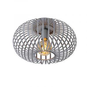 Lucide Plafondlamp Manuela Grijs 78174/40/36