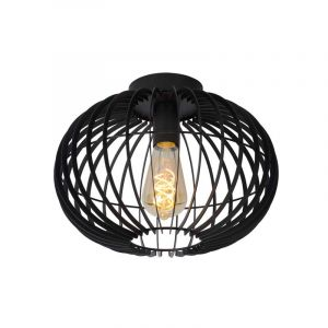 Lucide Plafondlamp Reda Zwart 78199/01/30
