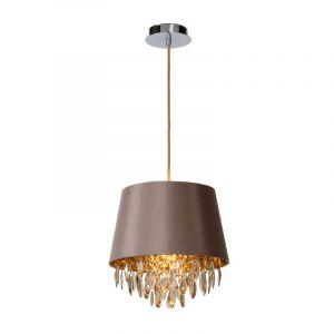 Hanglamp Dolti taupe van Lucide