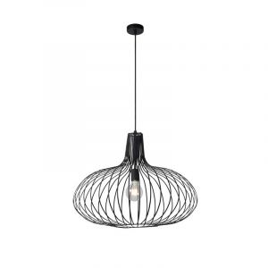 Lucide Hanglamp Manuela Zwart 78374/65/30