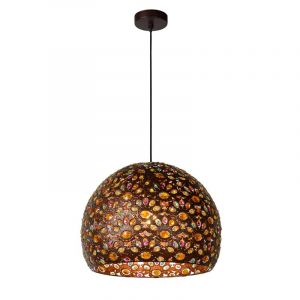 Lucide Hanglamp Byrsa Roest 78382/40/97