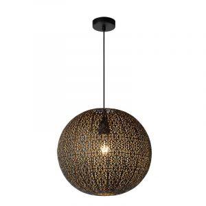 Lucide Hanglamp Tahar Zwart 78383/40/30