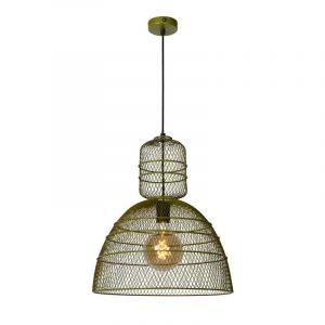 Lucide Hanglamp Gasset Groen 78395/01/33