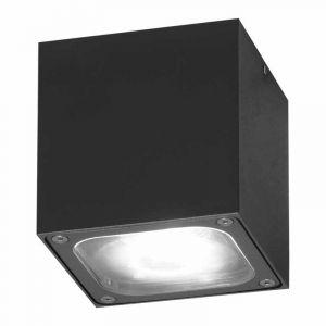 Konstsmide Plafondlamp Cesena Antraciet 7852-370
