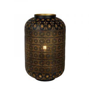 Lucide Tafellamp Tahar Zwart 78584/40/30