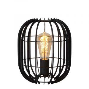 Lucide Tafellamp Reda Zwart 78599/01/30