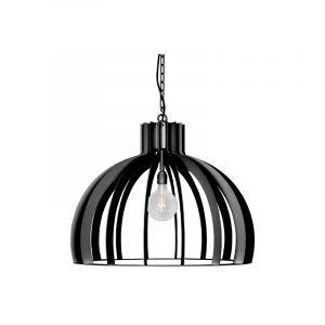 Ronde Catania hanglamp van Ztahl by Dijkos