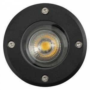 KS verlichting Grondspot Uplighter Zwart 7351D4