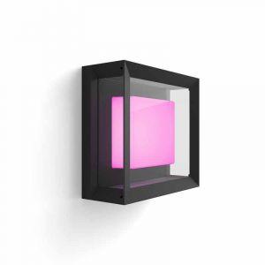 Wandlamp Econic met White and Color Ambiance verlichting van Philips Hue