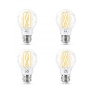 4x WiZ Filament E27 lichtbron