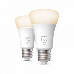 Philips Hue White E27 Duopack met Bluetooth