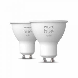 Philips Hue White GU10 Duopack met Bluetooth