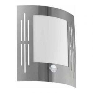 Eglo Wandlamp met sensor City Metaal 88144
