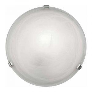 Brilliant Plafondlamp Mauritius Wit 90103/05