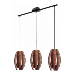 Eglo Hanglamp Mongu Bruin 91012