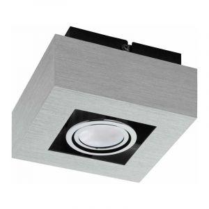 Eglo Plafondlamp Loke Aluminium 91352