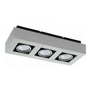 Eglo Plafondlamp Loke Aluminium 91354