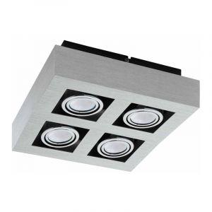 Eglo Plafondlamp Loke Aluminium 91355