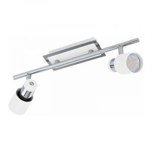 Eglo Spotlamp Davida 2-lichts Chroom 92085