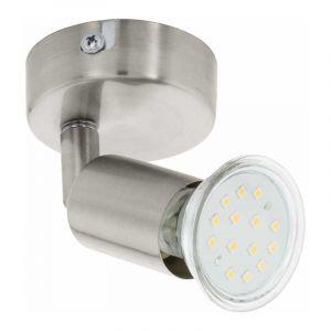 Eglo Spotlamp Buzz Nikkel 92595
