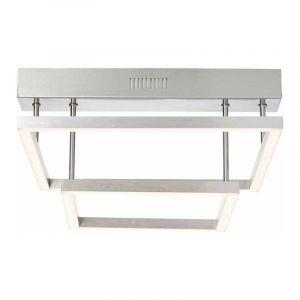 Brilliant Plafondlamp Tunar Nikkel G93449/68