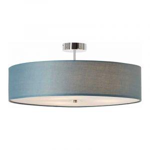 Brilliant Plafondlamp Andria Blauw 93522/03