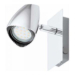 Eglo Spotlamp Corbera Chroom 93672