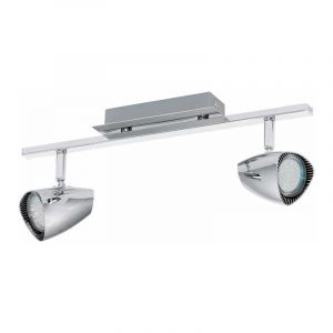 Eglo Spotlamp Corbera 2-lichts Chroom 93673