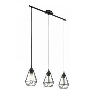 Eglo Hanglamp Tarbes Zwart 94189